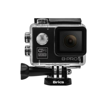 BRICA B-PRO 5 ALPHA EDITION LITE BLACK + T-SHIRT_1