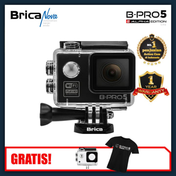 BRICA B-PRO 5 ALPHA EDITION LITE BLACK + T-SHIRT_2