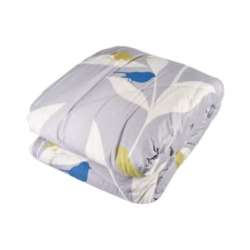 KRISHOME BED COVER MICROTEX 1601-K_2