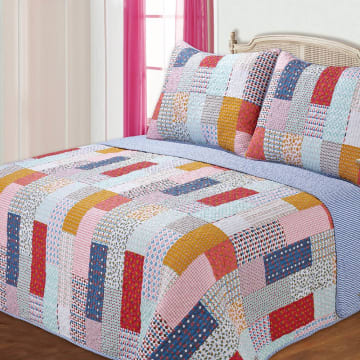 BED COVER 240X210 CM NT697_1