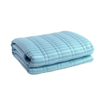 COOLING BED COVER 210X210 CM - BIRU_1