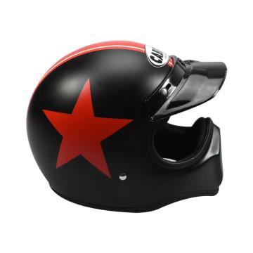 CABERG HELM MOTOR CAKIL STAR VINTAGE L_3