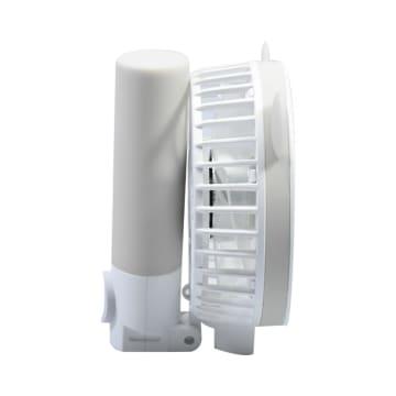 APA KIPAS ANGIN DARURAT LIPAT USB 7.6 CM - ABU-ABU_3