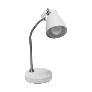 GINO LAMPU MEJA 29X17X45 CM - PUTIH_1