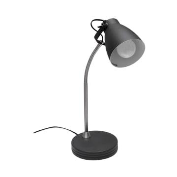 GINO LAMPU MEJA 29X17X45 CM - HITAM_1