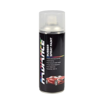 RADIANCE CAT SEMPROT AKRILIK RUBBER MATT 400 ML - TRANSPARAN_1