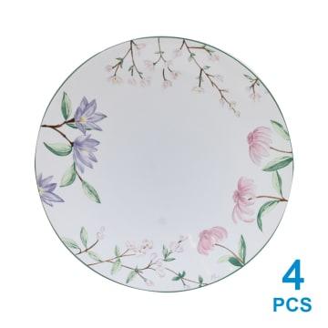 APPETITE SET PERLENGKAPAN MAKAN PINK FLOWER 16 PCS_5
