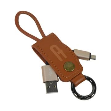 ATARU GANTUNGAN KUNCI DENGAN KABEL MICRO USB 2.1 A_1