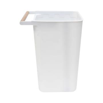 ZEN TEMPAT SAMPAH PLASTIK OPEN TOP 10 LTR - PUTIH_3
