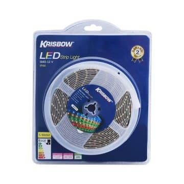 KRISBOW LAMPU LED STRIP 5 MTR - WARM WHITE_1