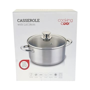 COOKING COLOR SIRIUS PANCI CASSEROLE 24 CM_3