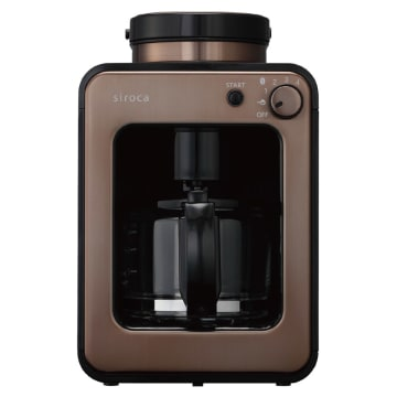 SIROCA COFFEE MAKER FULLY AUTOMATIC_2