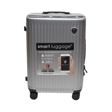HEYS KOPER SMART LUGGAGE 30 INCI - SILVER_1