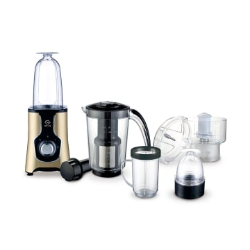 APPETITE ELECTRICAL NADA SET MINI BLENDER 6 PCS - GOLD_1