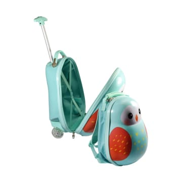 HEYS SET KOPER & RANSEL ANAK ANIMAL OWL_2