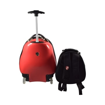 HEYS SET KOPER & RANSEL ANAK ANIMAL LADYBUG_3
