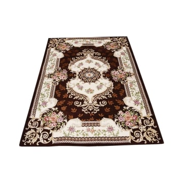 ARTHOME KARPET BAROQUE - COFFEE_3
