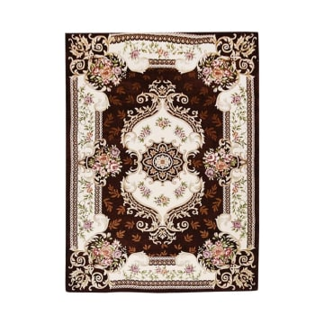 ARTHOME KARPET BAROQUE - COFFEE_1