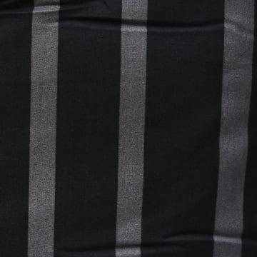 BED COVER MICROFIBER MATRIX STRIPE 210X210 CM_2