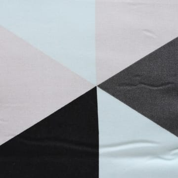 BED COVER MICROFIBER PASTEL TRIANGLE 160X210 CM_3