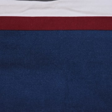 BED COVER MICROFIBER RUGBY STRIPE 210X210 CM_3