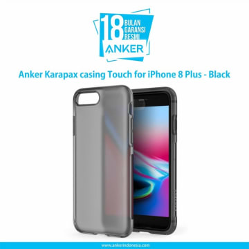 ANKER KARAPAX CASING TOUCH FOR IPHONE 8 PLUS - HITAM_6