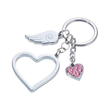TROIKA GANTUNGAN KUNCI LOVE IN AIR KR17-01/CH_1