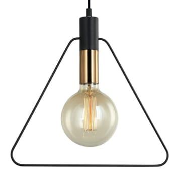 LAMPU GANTUNG HIAS GEOMETRIC TRIANGLE 36 CM_2