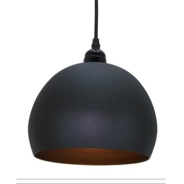 GODWIN LAMPU GANTUNG HIAS 20X220 CM - HITAM_1