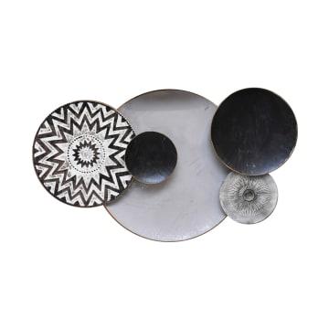 HIASAN DINDING MULTI PLATES A96 150X94X3.3 CM_1