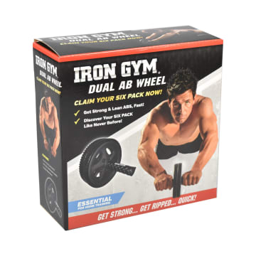 IRON GYM DUAL AB WHEEL - HITAM_4