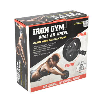 IRON GYM DUAL AB WHEEL - HITAM_3