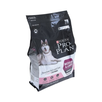 PRO PLAN MAKANAN ANJING SENSITIVE SKIN & COAT 2.5 KG_2