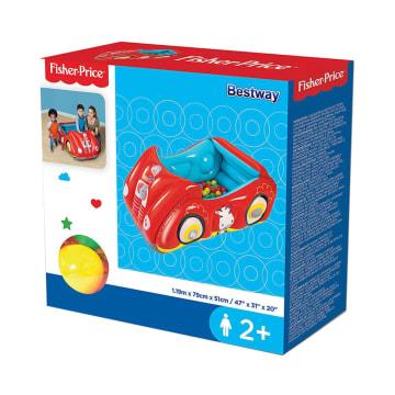 BESTWAY FISHER PRICE RACE CAR BALL PIT 119X79X51 CM_6