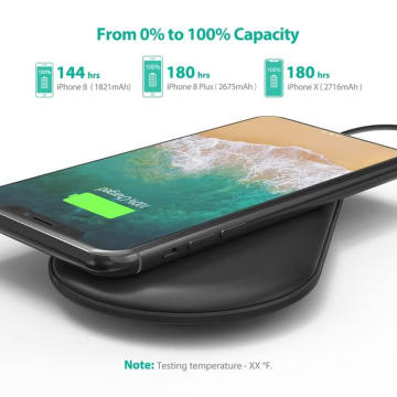 RAVPOWER WIRELESS CHARGING IPHONE/ANDROID PC067_3