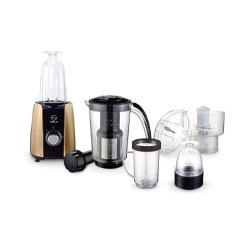 APPETITE ELECTRICAL NOVA SET MINI BLENDER 6 PCS - GOLD_1