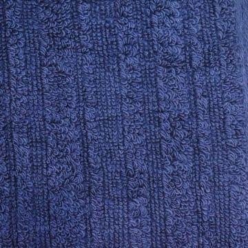 HANDUK MANDI KATUN OLIVER 238 70X140 CM - BIRU_3