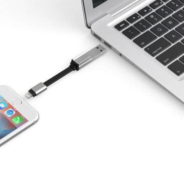 RAVPOWER KABEL DATA USB TO IPHONE RP IM013_2