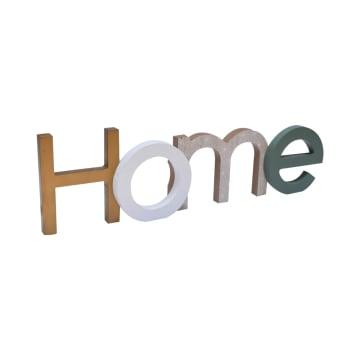HIASAN DINDING PLAQUE HOME 43.5X12.5X3 CM_2