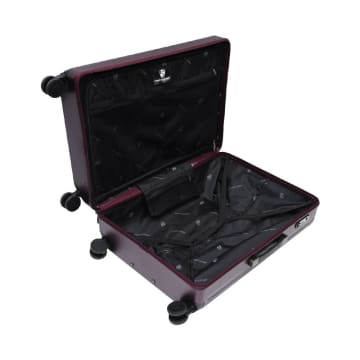 HEYS KOPER SMART LUGGAGE 21 INCI - BURGUNDY_4