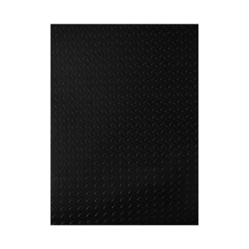 KRISVINYL KARPET PVC GARAGE 90CMX2M - HITAM_1