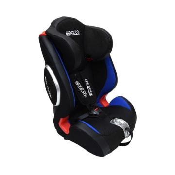 SPARCO CAR SEAT ANAK F1000K - BIRU_2