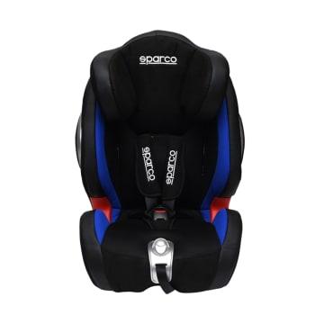 SPARCO CAR SEAT ANAK F1000K - BIRU_1