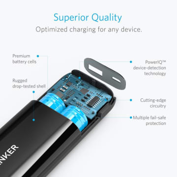 ANKER POWER BANK ASTRO E1 5200 MAH A1211H12_5