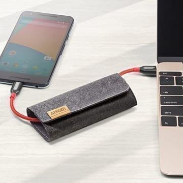 ANKER KABEL USB C TO USB C POWERLINE 90CM A8187H91 - MERAH_3