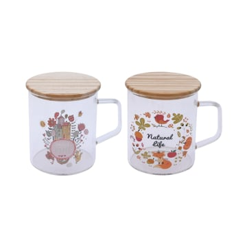 APPETITE SET GELAS NATURAL LIFE 2 PCS_1