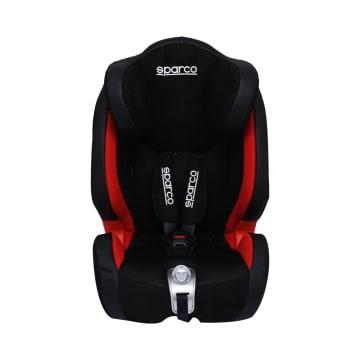SPARCO CAR SEAT ANAK F1000K - MERAH_2