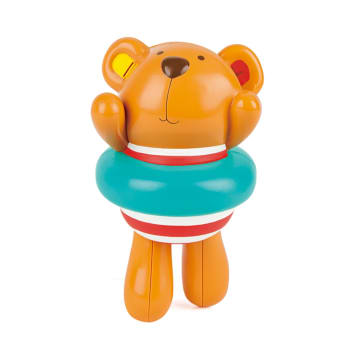 HAPE SPLASH SWIMER TEDDY WIND UP_1