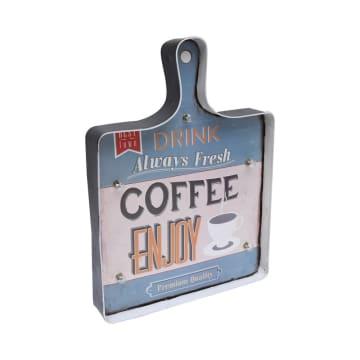 HIASAN DINDING COFFEE 76 30.5X41.5X5 CM_2