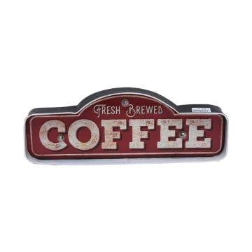 HIASAN DINDING COFFEE 01 38.5X13.5X5 CM_1